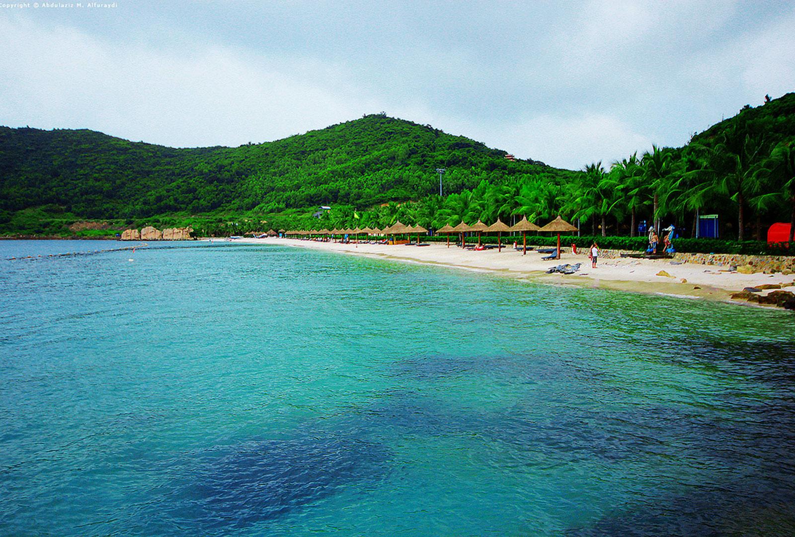 Tour 4 Đảo Nha Trang [2021] - 4 Hòn Đảo Đẹp Nhất Vịnh Biển
