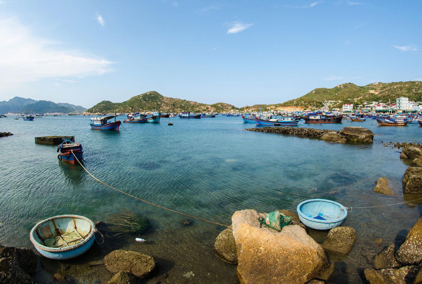 Tour Du Lịch Đảo Bình Ba Nha Trang