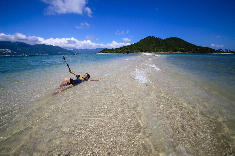 Tour Đảo Điệp Sơn Nha Trang - KDL Dốc Lết 1 Ngày
