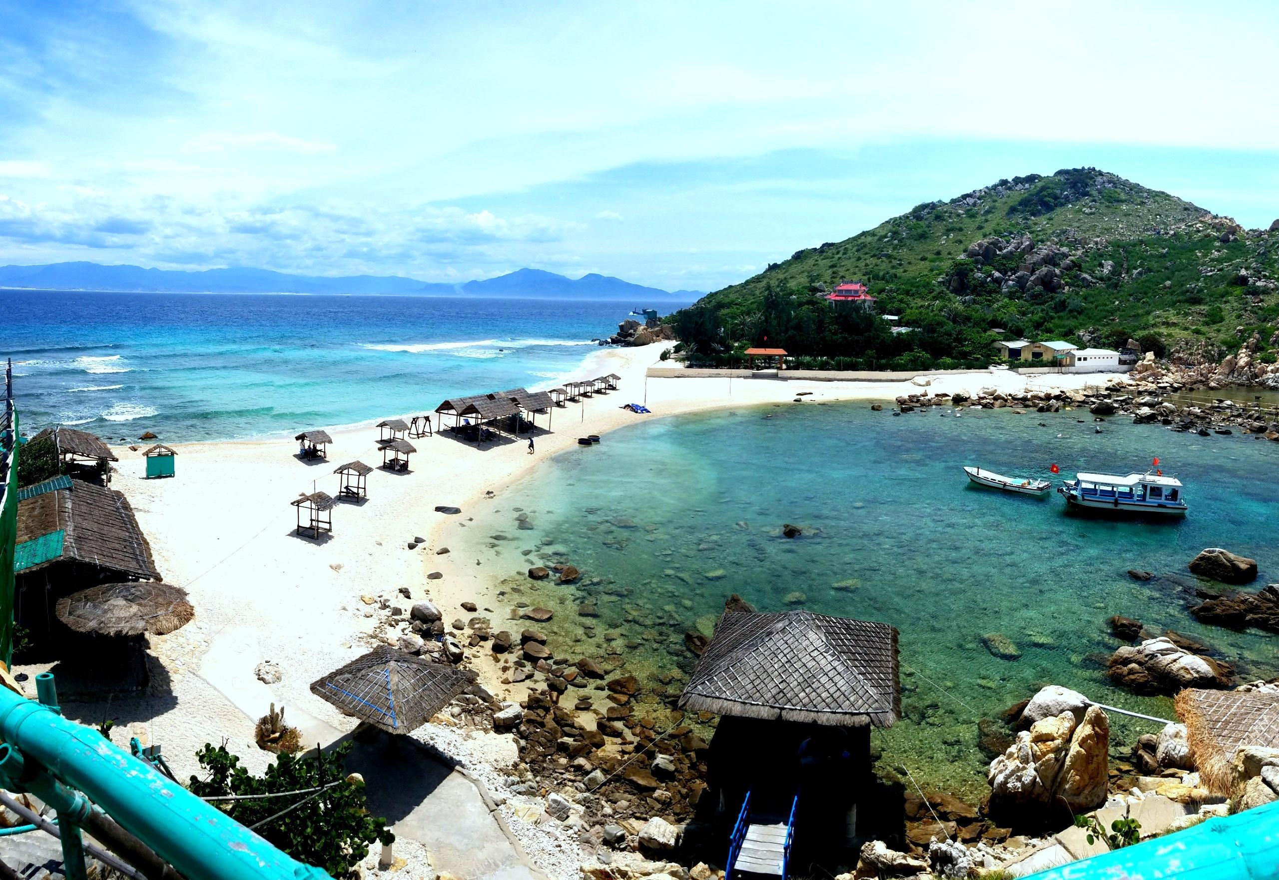 Tour Đảo Yến Hòn Nội Nha Trang Chất Lượng Cao