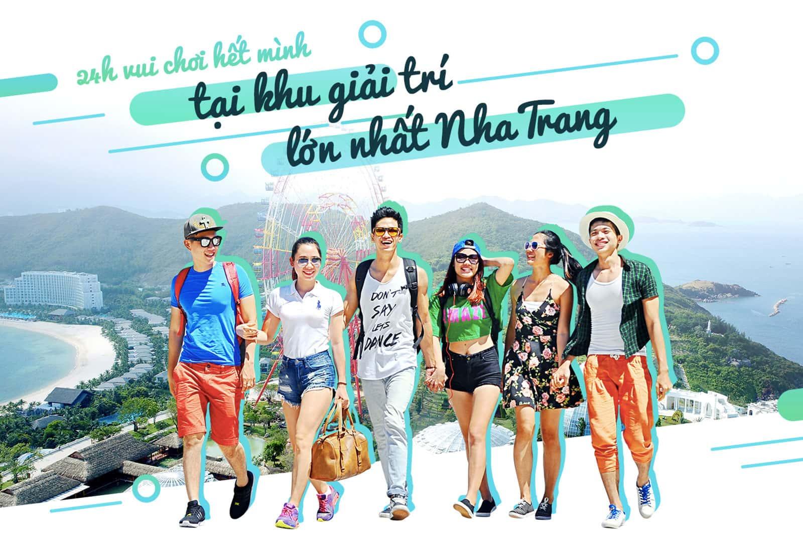 Vé Vinpearl Nha Trang