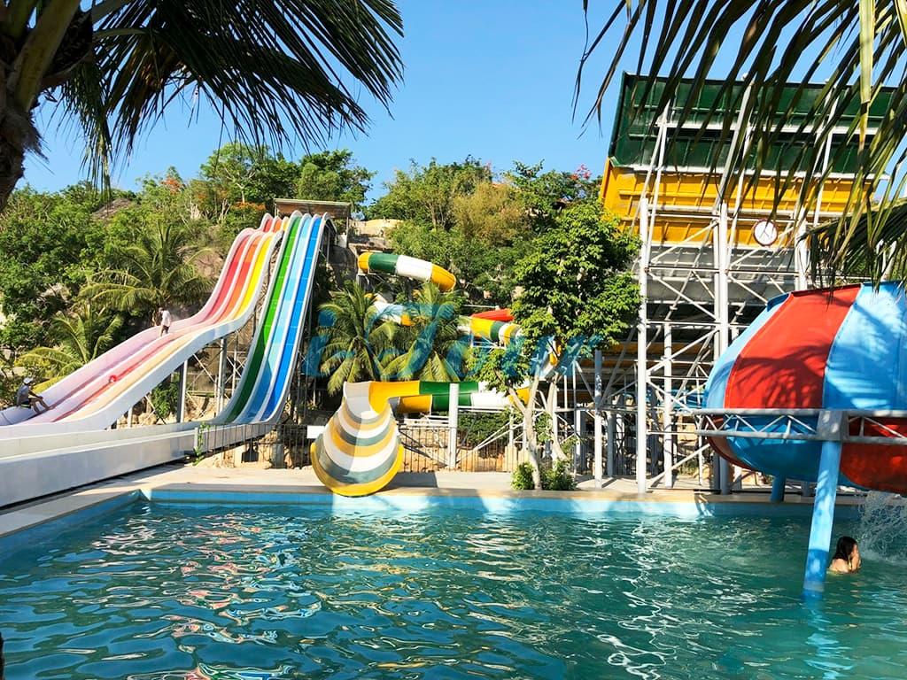 Giá vé tắm bùn I Resort Nha Trang 2020