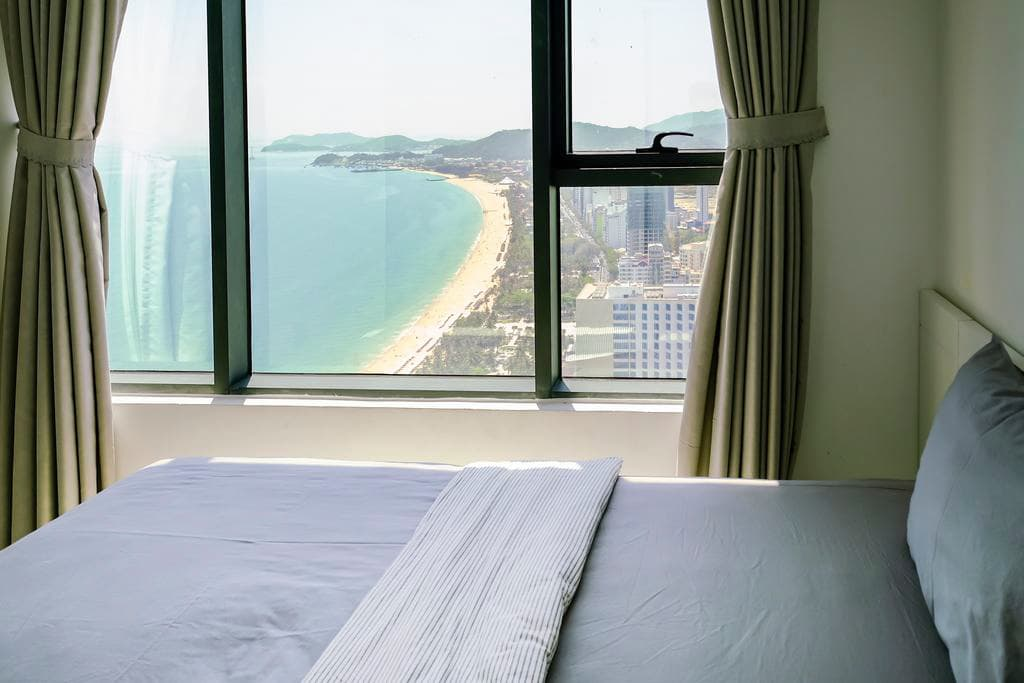 Sunrise Ocean View Apartment Nha Trang