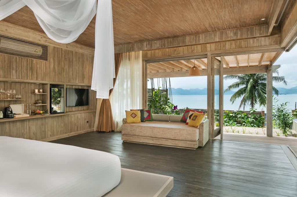 khách sạn An Lâm Ninh Vân Bay nha trang
