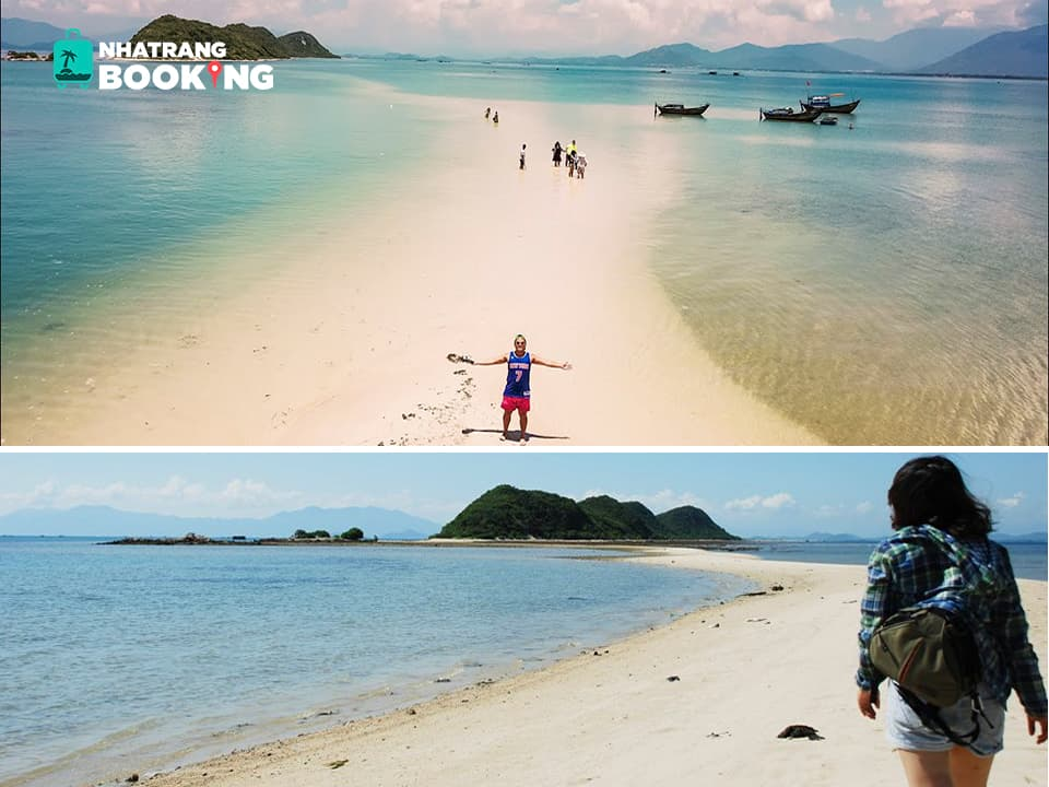 Tour đảo Điệp Sơn