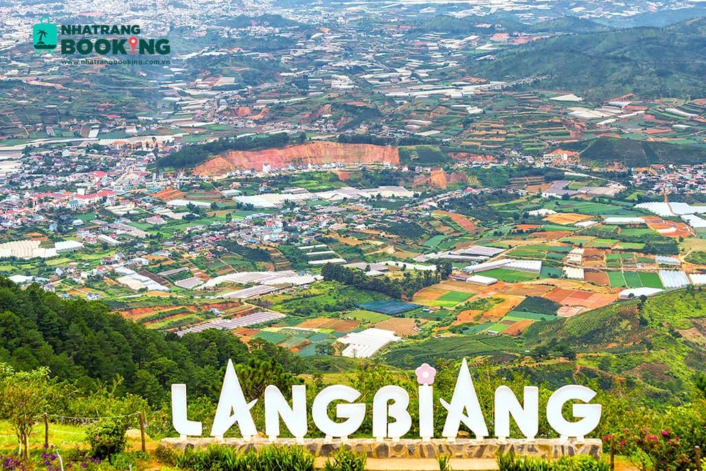 Tour Nha Trang - Đà Lạt 5 Ngày 4 Đêm