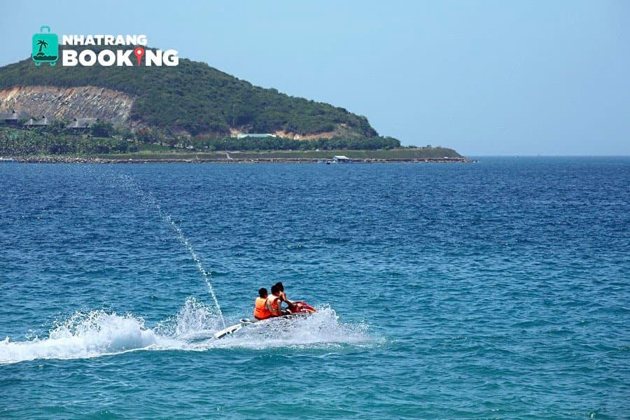 Tour VIP 3 đảo Nha Trang