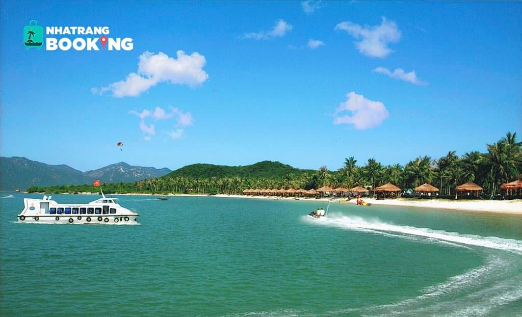 Tour Hoa Lan, Đảo Khỉ