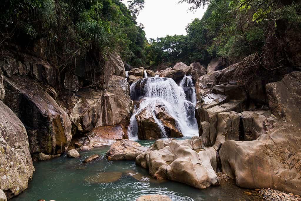 Tour thác Yang Bay Nha Trang