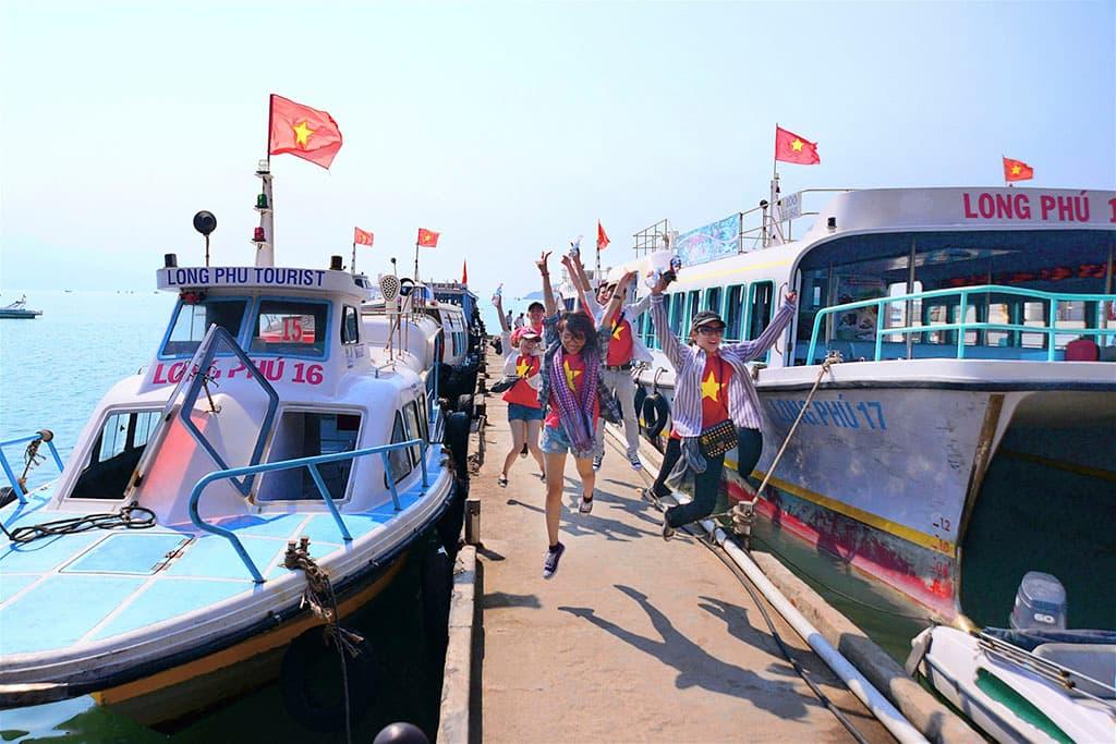 Các tuyến xe buýt Nha Trang