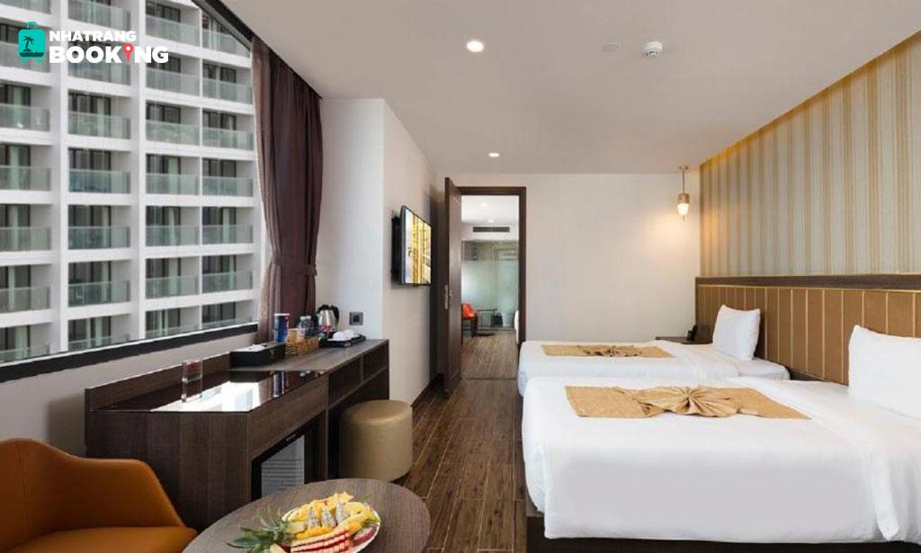 Khách sạn V Hotel Nha Trang