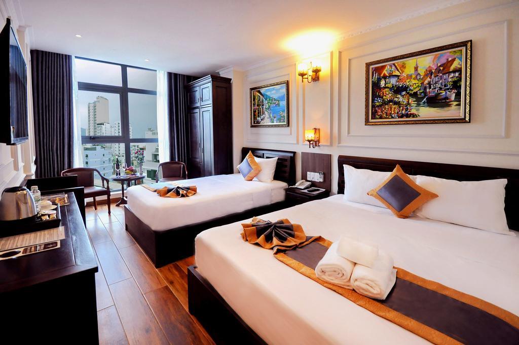 Khách sạn Apollo Nha Trang