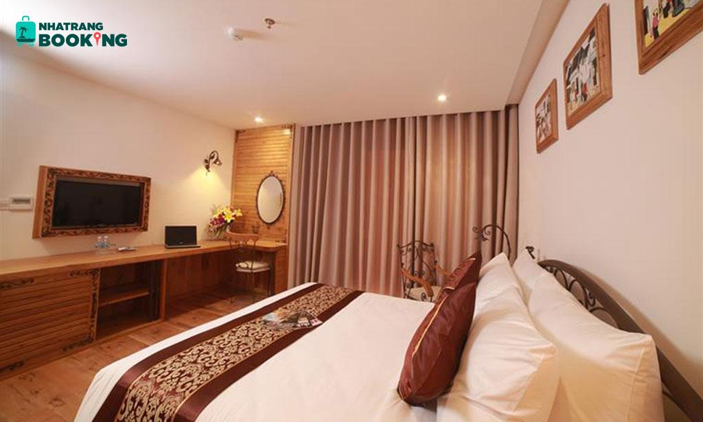 Khách sạn Edele Nha Trang
