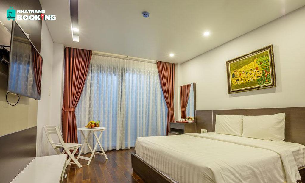 Khách sạn Sake Nha Trang