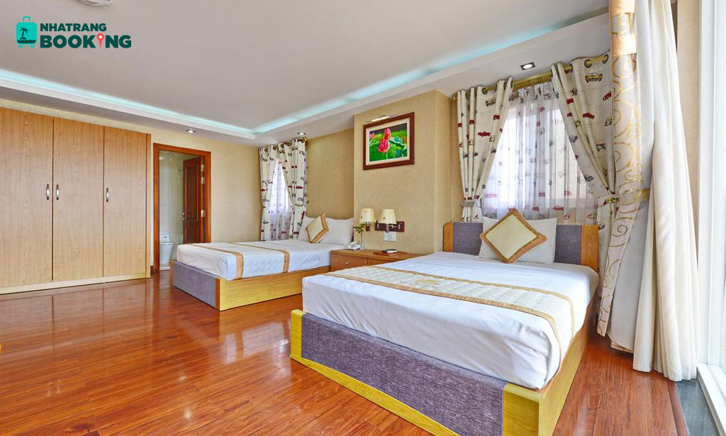 Khách sạn Seawave Nha Trang