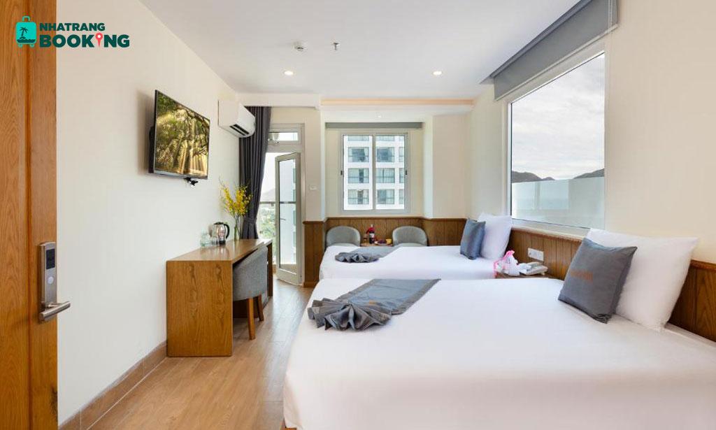 Khách sạn Glory Nha Trang