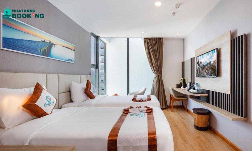 Khách sạn Nalicas Nha Trang