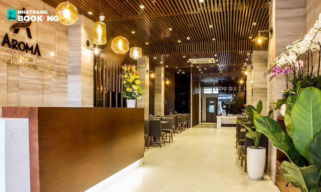 Khách sạn Aroma Nha Trang