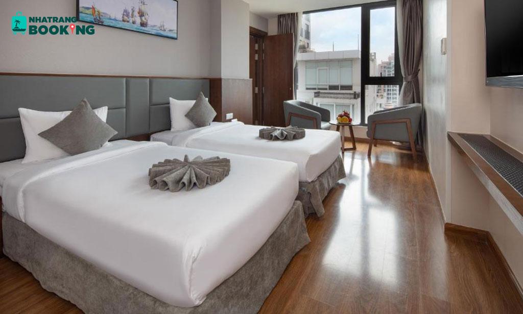 Khách sạn DTX Nha Trang