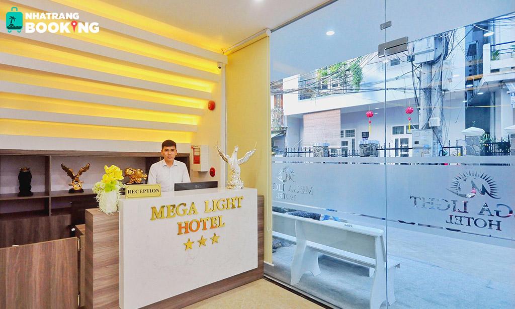 Khách sạn Mega Light