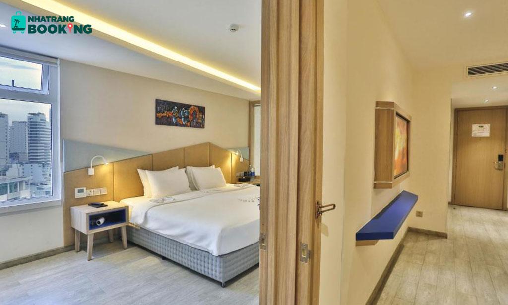 Khách sạn Le's Cham Nha Trang