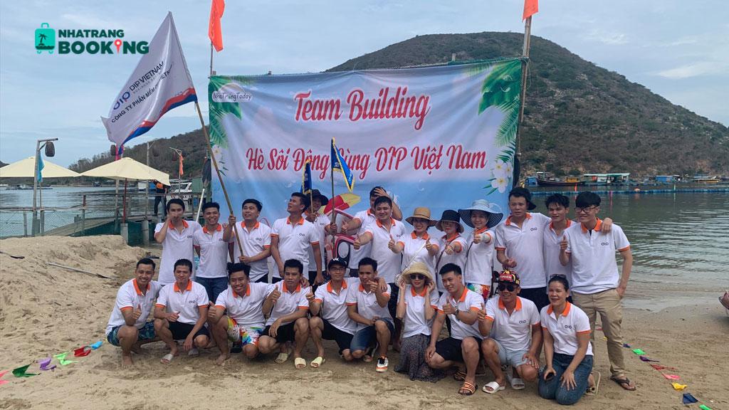 Team Building Nha Trang & Gala Dinner
