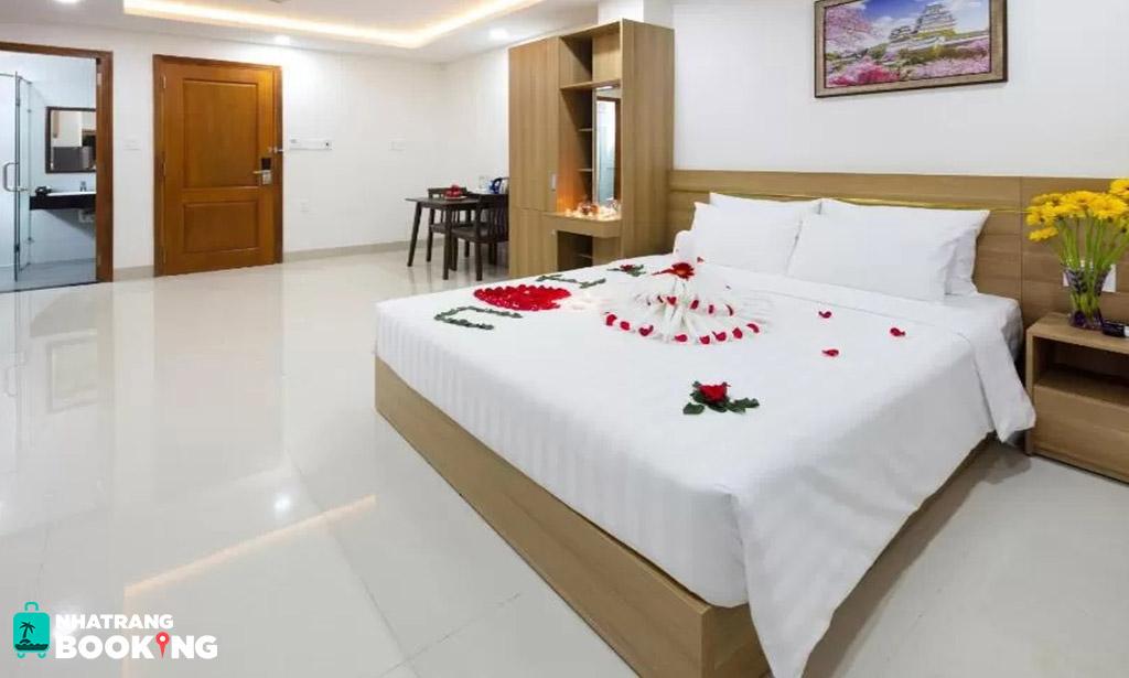 Khách sạn và căn hộ X.O