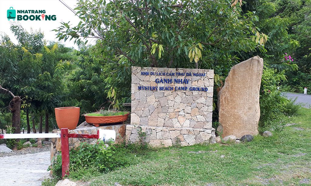 Tour Gành Nhảy Ninh Vân